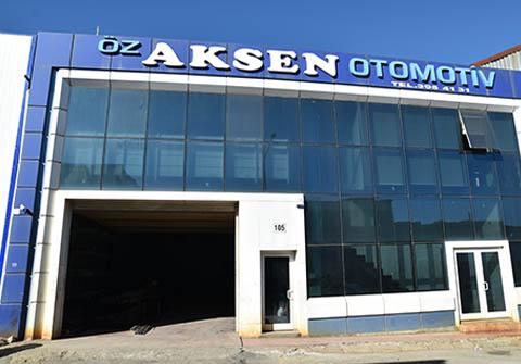 Öz Aksen Otomotiv San.Tic.Ltd.Şti.